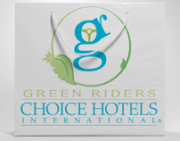 Green Riders Choice Hotels International