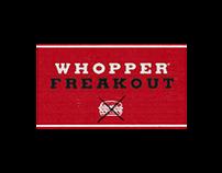 Whopper Freakout