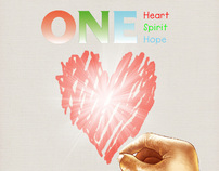 ONE (Heart, Spirit & Hope)
