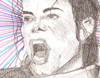 Michael Jackson Sketches
