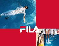 FILA China – Solar Pack Campaign