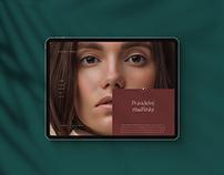 Salón Soňa – Beauty Studio Website