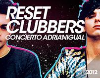Reset Clubbers / Adrianigual
