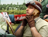 Photo coloring: Juan M Fangio