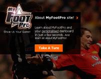 Web site/ MyFootPro.com