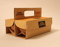 Six Brown Eggs-Packaging Competition