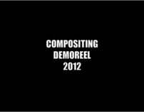 Compositing Demoreel 2012