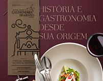 Festival Cultura e Gastronomia Tiradentes 2018