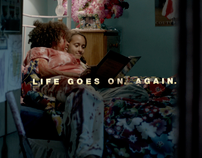 Life goes on. Again.