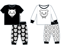 Children's Clothing Design Mockups