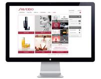 Shiseido media center