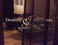 Dentelle & Macarons // Publicité Vidéo
