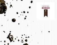 Logo e immagine coordinata per caffetteria