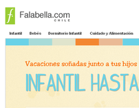 Falabella EMail Marketing Infantil