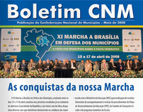 Boletim CNM