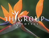 3H Group Hotels - Identity Redesign