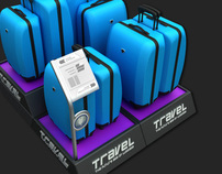 LUGGAGE // POS Display