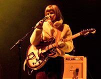 The Vaselines @ ATP Minehead Winter 2010