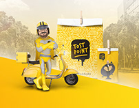 Tost Point Brand Identity