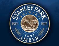 Stanley Park Brewery Branded QR Code