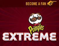 Pringles: Extreme Digital Campaign