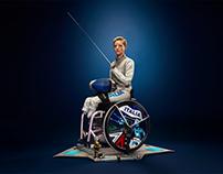Barilla - Paralympics - Rio2016