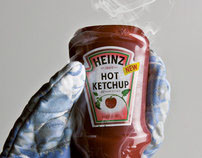 HEINZ - The Only Really Hot.