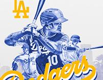 LA Dodgers T-Shirt.