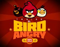 Traigo el Bird Angry
