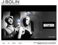 Fashion Stylist Website Design- Flash Video Intro