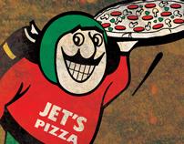 Jet's Pizza (Toledo/Chelsea) Menu