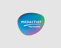 Medactief Personal Trainer Logo Design