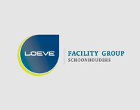 Loeve Facility Group Logo Ontwerp / Identity Design