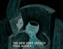 New York Trilogy Book Cover