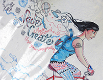 Mostar Street Arts Festival 2016 - Ride & Create