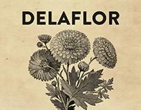 Cava Delaflor Label