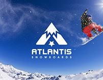 ATLANTIS SNOWBOARDS SS 2015
