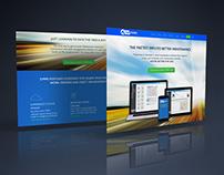 TMA - Responsive website