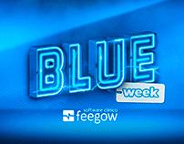 Campanha - Blue Week Feegow