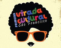 Banner - 1ª Virada Cultural - São Francisco