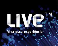 Live TIM Brand Identity