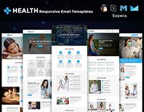 Health - Multipurpose Responsive Email Templates