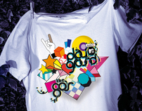 T-SHIRT MTV SWATCH