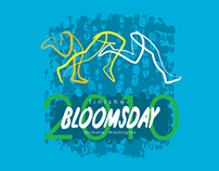 Bloomsday 2010 volunteer shirt