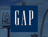 Gap Fall Ad