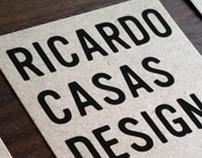 Ricardo Casas Stationary