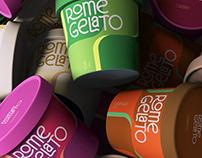 Rome Gelato | Branding