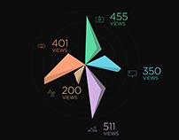 SJQHUB™ // Visual Data infographics