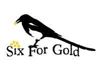 Six For Gold: Logo & Brand Development