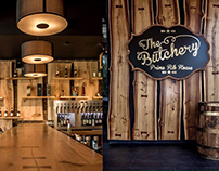 | RESTAURANTE THE BUTCHERY |